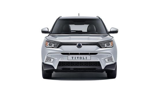 ssangyong tivoli ilovit smart s ker och dynamisk. Black Bedroom Furniture Sets. Home Design Ideas